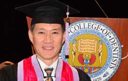 Congratulations to Dr. Low on his induction as a Fellow in the American College of Dentists