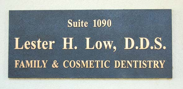 Stockton Dentist Dr. Lester Low
